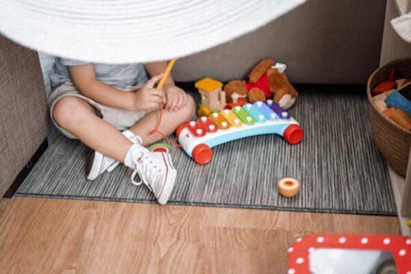 Jakie zabawki dla dzieci kupić na prezent?
