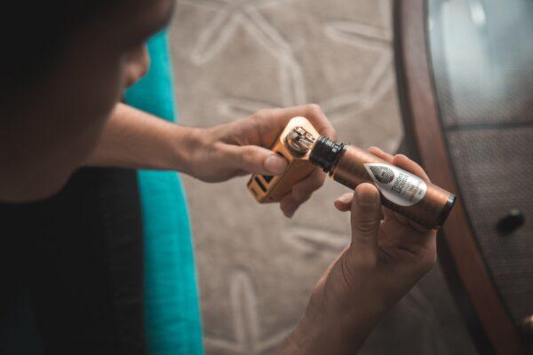Liquidy do e-papierosów